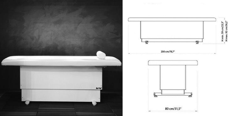 technical MASSAGE BED